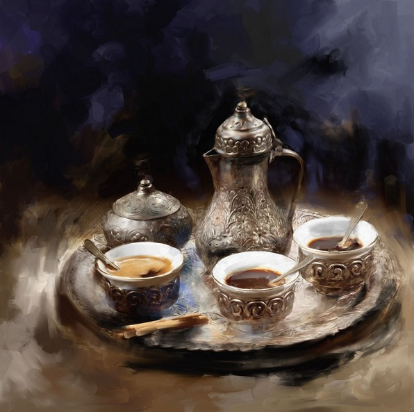 Mawra Tahreem - Tea Pots