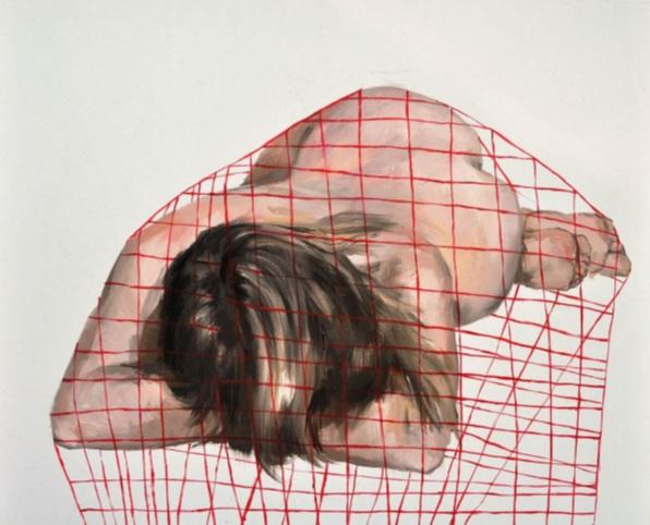 Olga Novokhatska - Red net