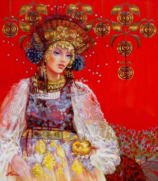 Olga Panina - Golden Apple
