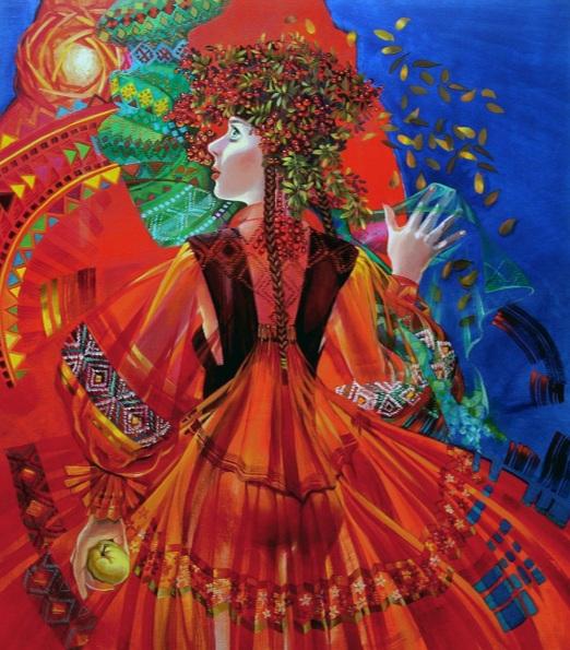 Olga Panina - RED SUN