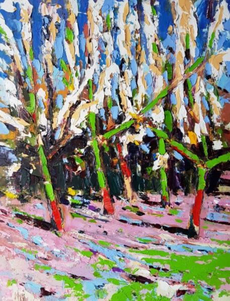 Ruslan Korostenskiy - Cherry Blossom