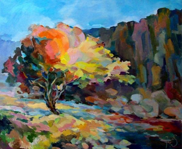 Taron Khachatryan - Autumn music
