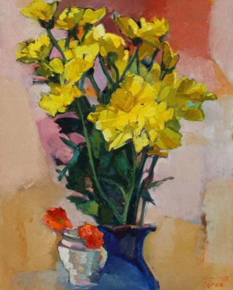 Taron Khachatryan - Chrysanthemums