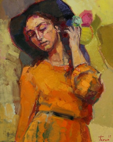 Taron-Khachatryan-Girl-with-hat