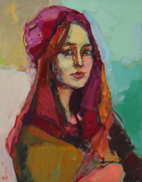 Taron Khachatryan - Portrait