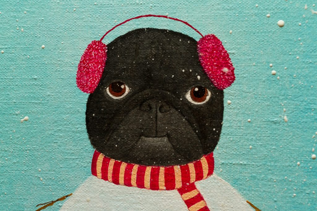 Yuliia-Ustymenko-Snowpug-close-up-detail