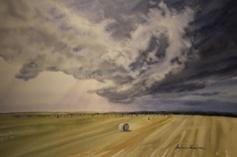 Agnieszka Aszkiełowicz - Before the storm