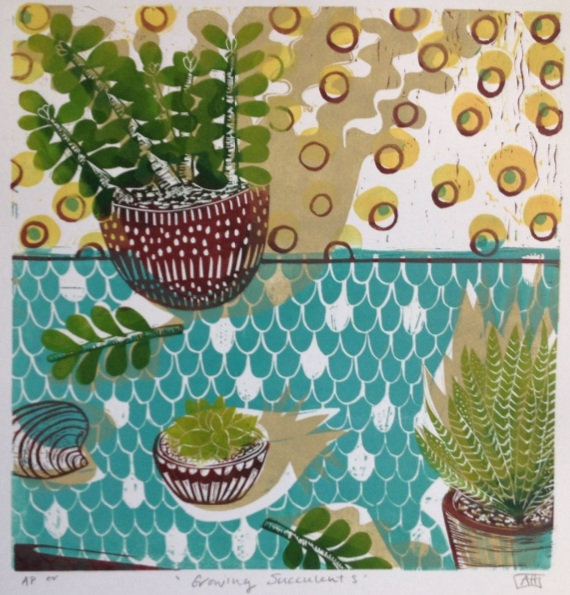 Alison Headley - Growing Succulents