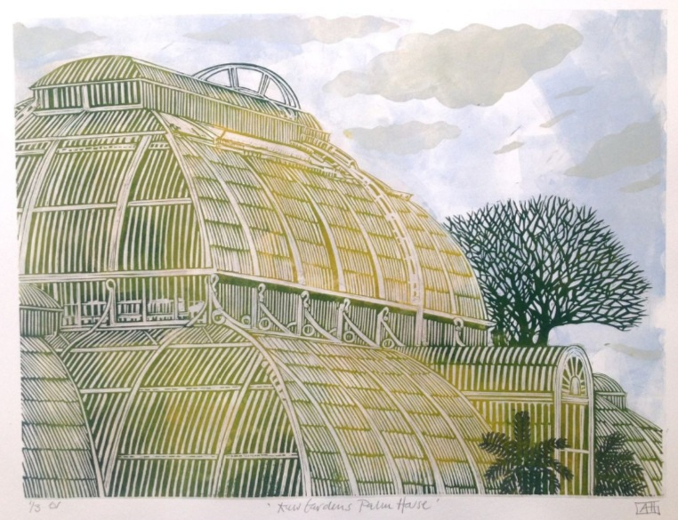 Alison Headley - Kew Gardens Palm House