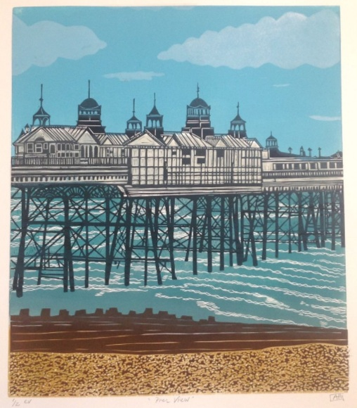 Alison Headley - Pier View