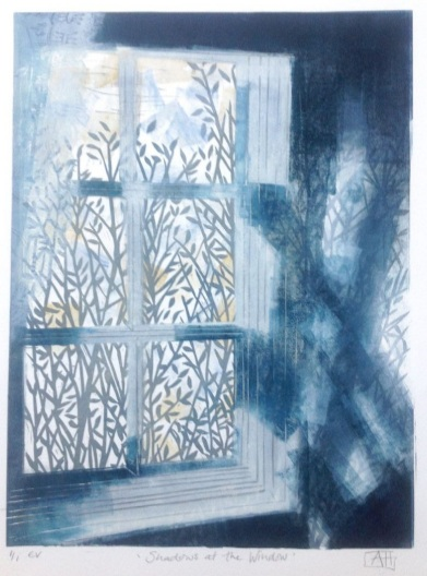 Alison Headley - Shadows at the Window