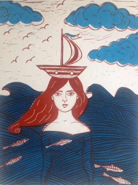 Alison Headley - Tempest II