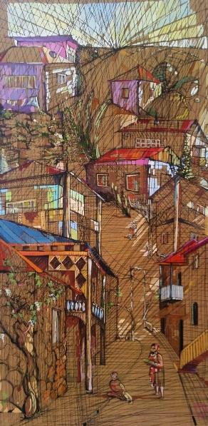 Anahit Mirijanyan - Cityscape