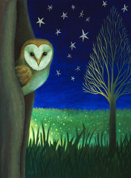 Antoinette Kelly - Night Owl