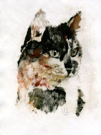 Ashot Sardaryan - Cat_03