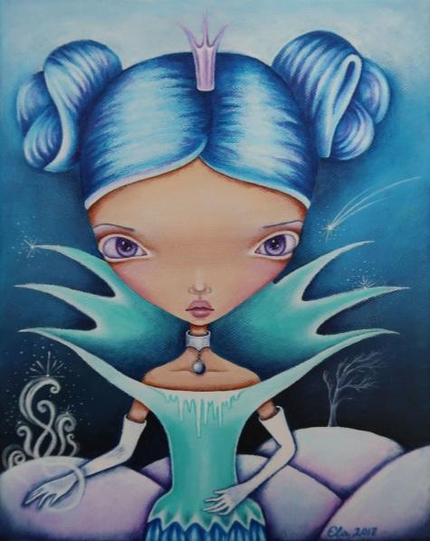 Ela Tell - Winter's Queen