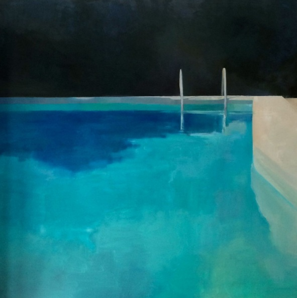 Jane Kell - THE POOL