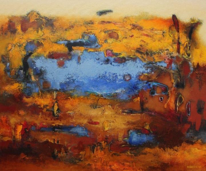 Orce Nineski - Landscape