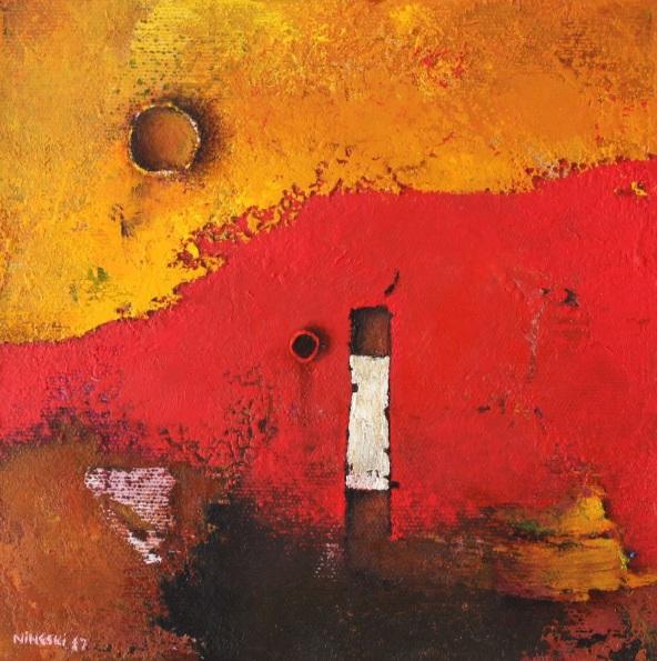 Orce Nineski - Untitled 4