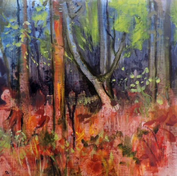 Sheila Chapman - Autumn Forest