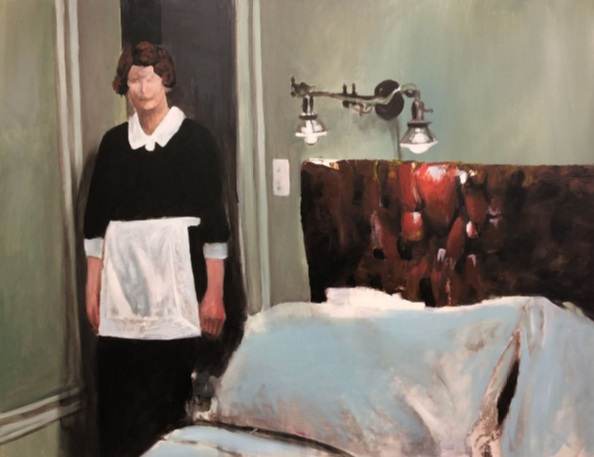 Dan Laurentiu Arcus - The maid