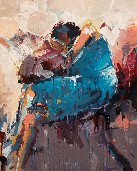Majid Eskandari - Untitled - M4