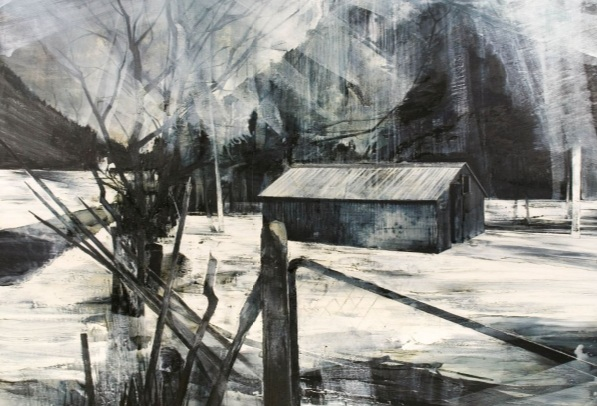 Mark Thompson - Wounded
