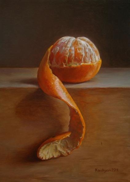 Albert Kechyan - Mandarin