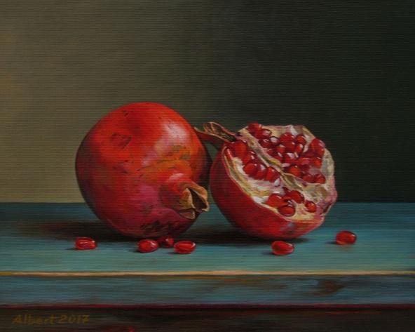 Albert Kechyan - Pomegranates 3