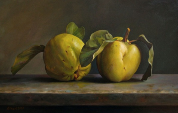 Albert Kechyan - Two quinces