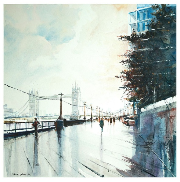 Mark Buck - Tower Bridge london