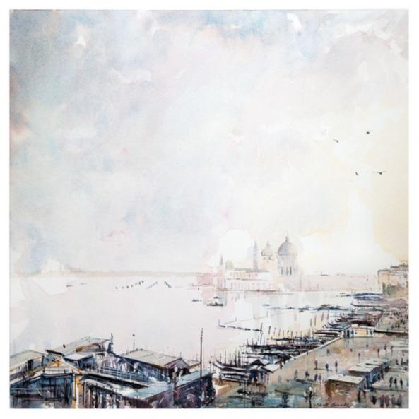 Mark Buck - Venice, Grand canal