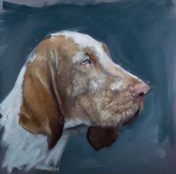Matt Foy - Bloodhound Study