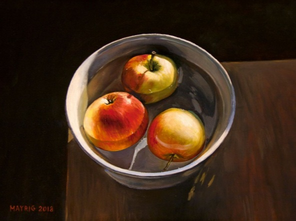 Mayrig Simonjan - Apples