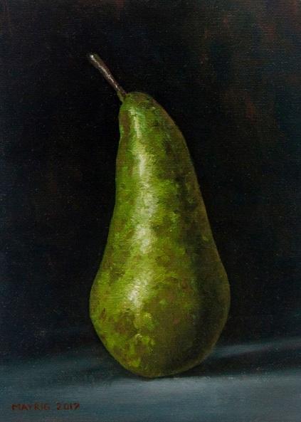 Mayrig Simonjan - Green pear