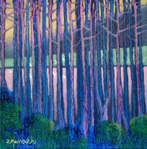 Paul Zawadzki - Evening View
