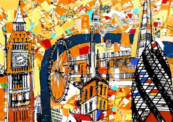Peter Wilkes - London Calling