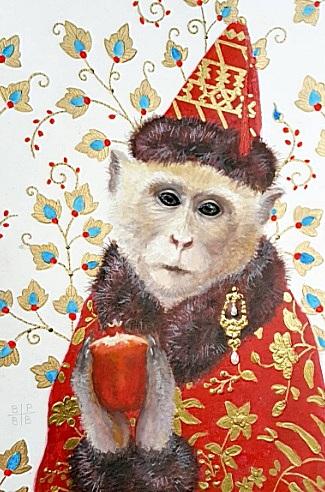 B A H M A N - The fruit artwork