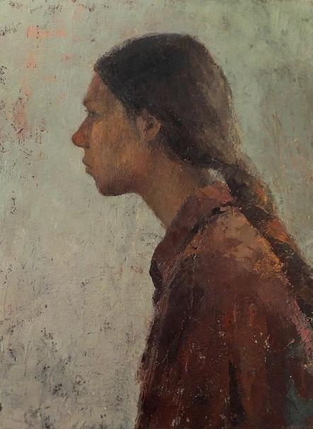 Bernadett Timko - Girl portrait