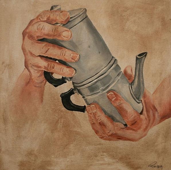 Tommaso Pensa - Macchinetta del caffè