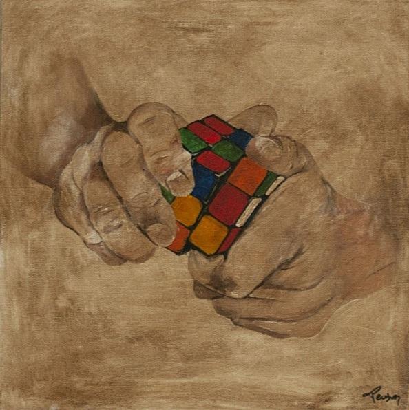 Tommaso Pensa - Rubicks