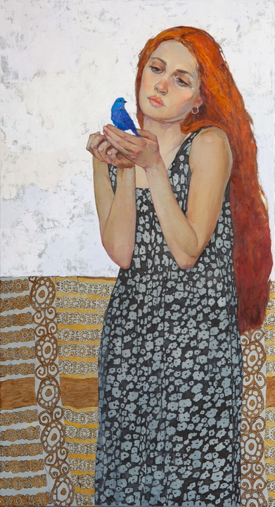 Victoria Kalaichi - Blue Bird