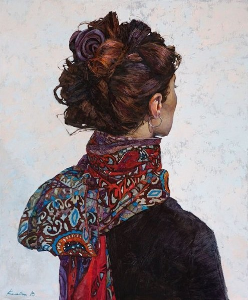 Victoria-Kalaichi-The-girl-with-the-scarf