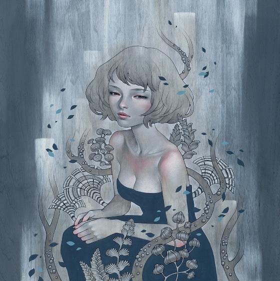 Audrey Kawasaki - Hiding Place