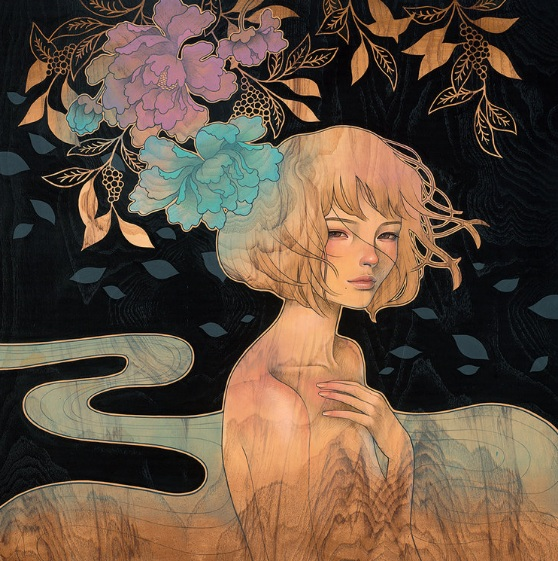 Audrey Kawasaki - It Was You