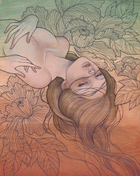 Audrey Kawasaki - Migawari