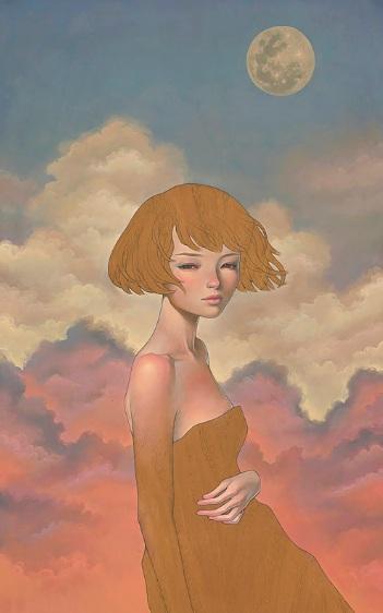 Audrey Kawasaki - Nocturne