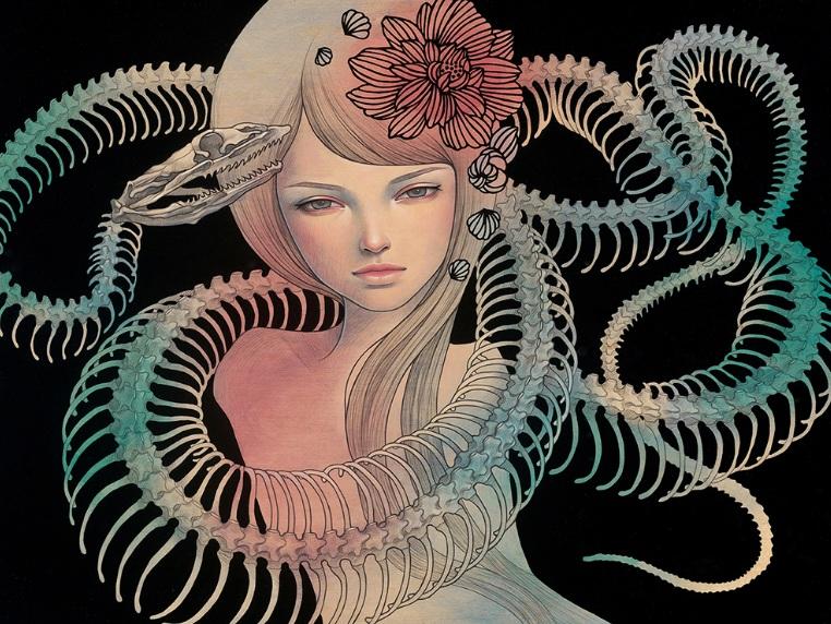 Audrey Kawasaki - Possessed