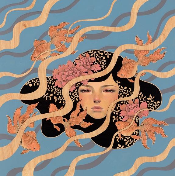 Audrey Kawasaki - We Float
