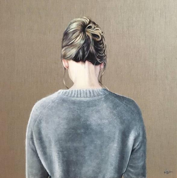 Brigitte Yoshiko Pruchnow - Nape No. 01